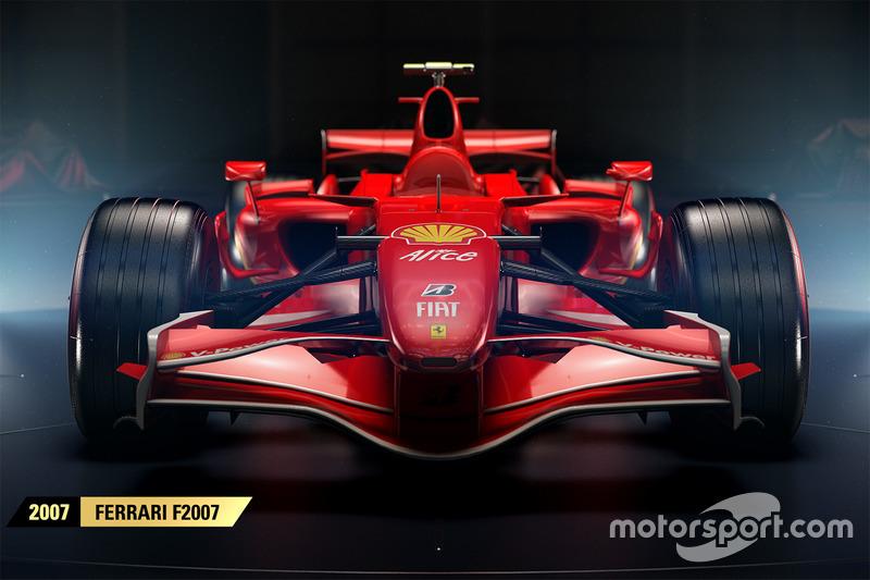 Ferrari F2007 (2007)