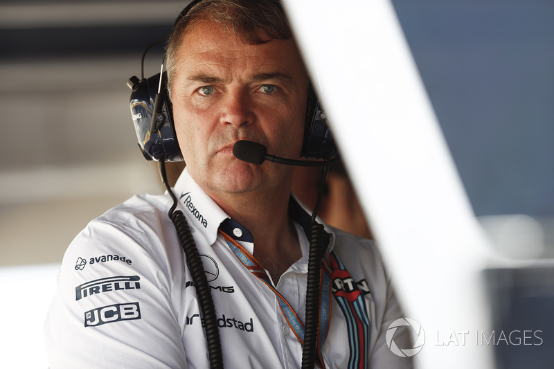 David Redding, Team Manager, Williams F1