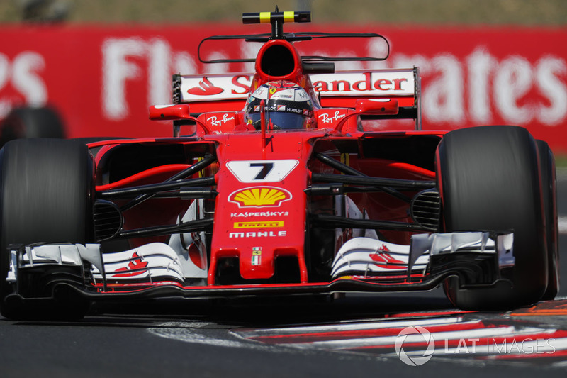 Em 2017, mesmo ainda longe de Vettel, Raikkonen deu mais sinais de ressurgimento. Fez a pole em Mônaco (sua primeira desde 2008) e já anotou quatro pódios, incluindo dois segundos lugares.