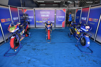 Paddock Yamaha TJM