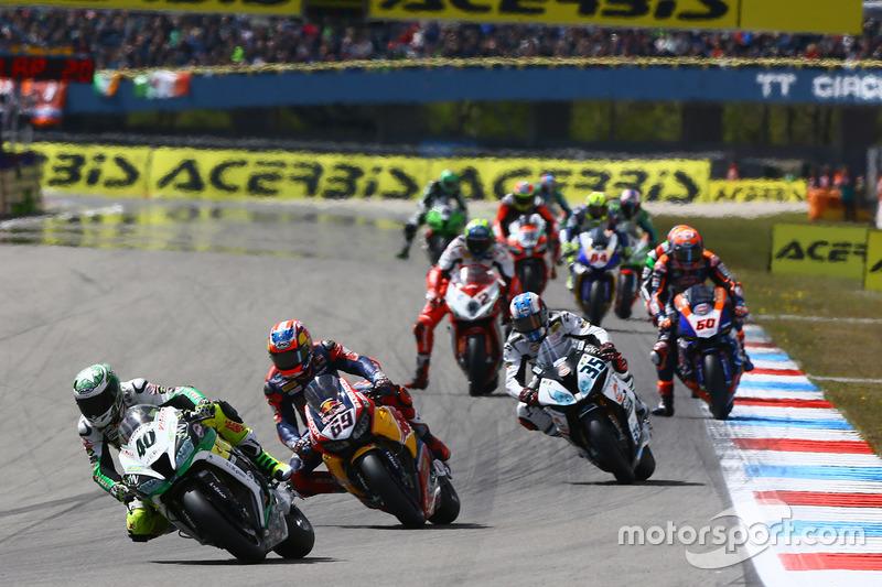 Roman Ramos, Team Go Eleven, Nicky Hayden, Honda World Superbike Team