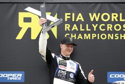 2. Johan Kristoffersson, PSRX Volkswagen Sweden, VW Polo GTi