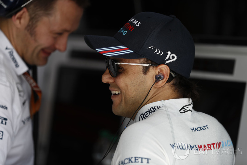 Massa tentará voltar a pontuar com maior frequência para, quem sabe, garantir sua permanência na equipe em 2018.