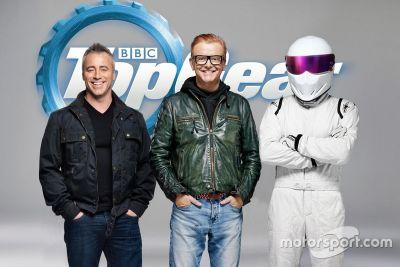 Top Gear announcement