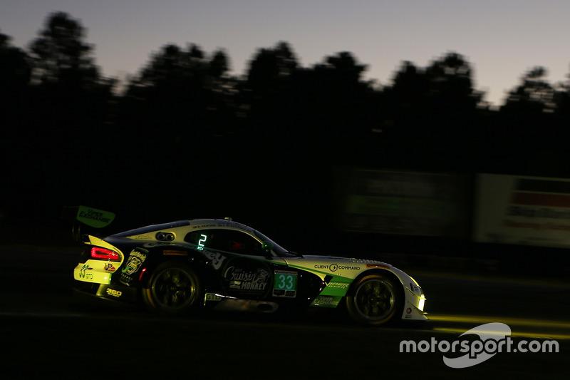 #33 Riley Motorsports, SRT Viper GT3-R: Ben Keating, Jeroen Bleekemolen, Marc Miller