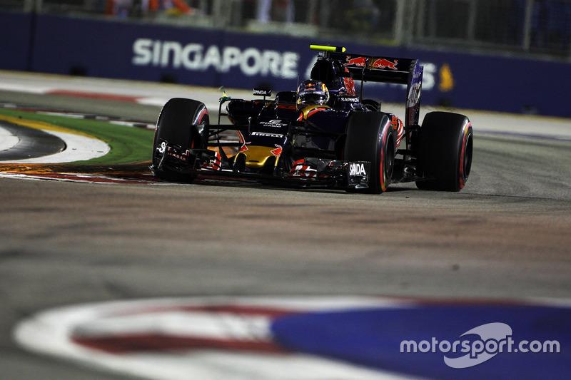 6: Carlos Sainz Jr., Scuderia Toro Rosso STR11