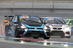 Maxime Potty, VW Golf TCR