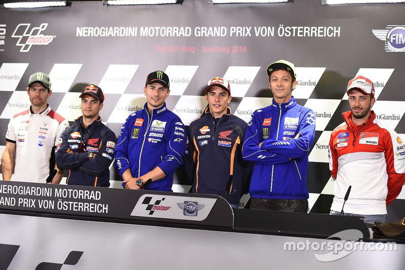 Cal Crutchlow, Team LCR Honda, Dani Pedrosa, Repsol Honda Team, Jorge Lorenzo, Yamaha Factory Racing