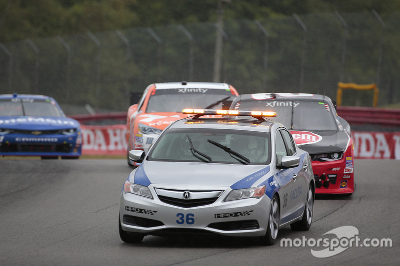 Acura pace car
