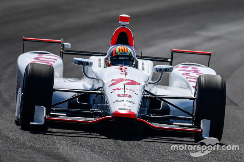 16. Оріоль Сервія, Rahal Letterman Lanigan Racing Honda