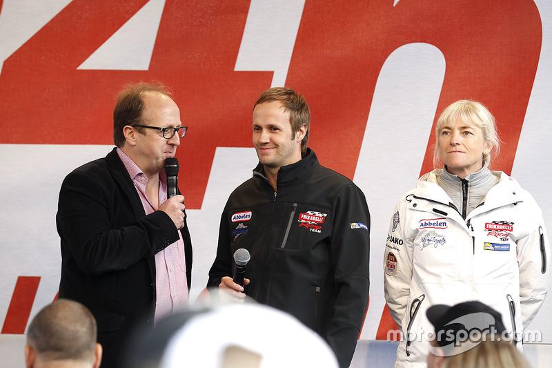 #3 Frikadelli Racing Team, Porsche 991 GT3 R: Norbert Siedler