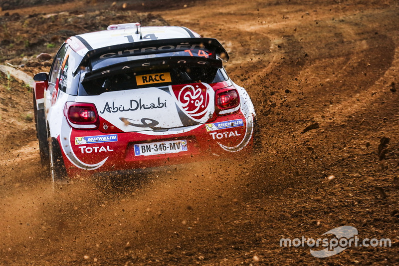 Sheik Khalid Al-Qassimi, Chris Patterson, Citroën DS3 WRC, Abu Dhabi Total World Rally Team
