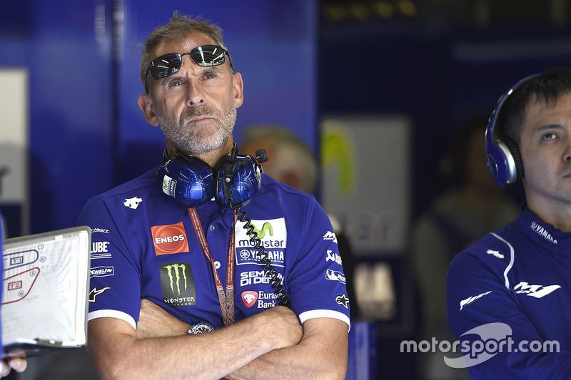 Wilco Zeelenberg, Yamaha Factory Racing Team Manager