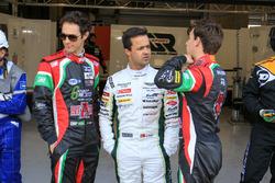 Filipe Albuquerque, Bruno Senna, RGR Sport by Morand, Pedro Lamy, Aston Martin Racing