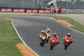 Loris Capirossi, Sete Gibernau, Ducati Team