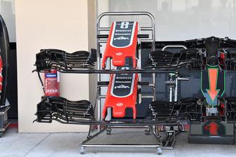 Haas F1 Team VF-18, musetti