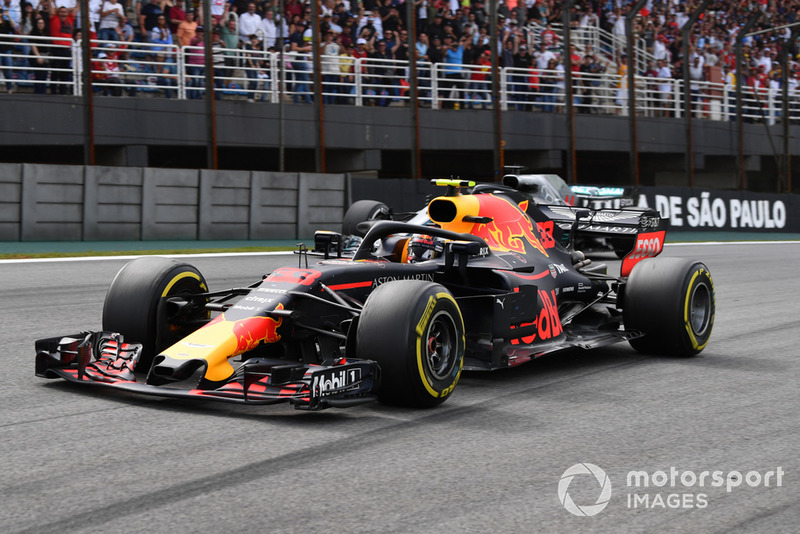 Brazil: Max Verstappen