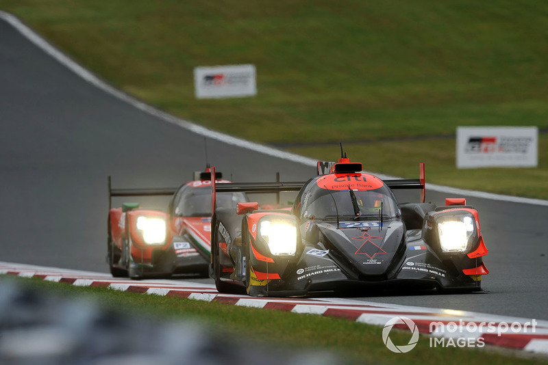 #28 TDS Racing Oreca 07 Gibson: Francois Perrodo, Matthieu Vaxiviere, Jean-Eric Vergne