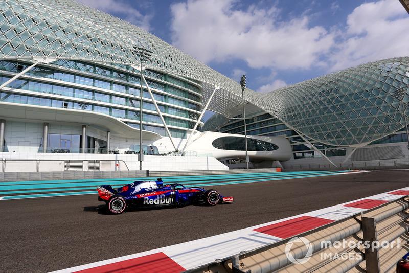 Sean Gelael, Scuderia Toro Rosso STR13