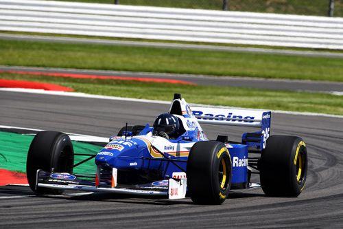 Silverstone Historic F1