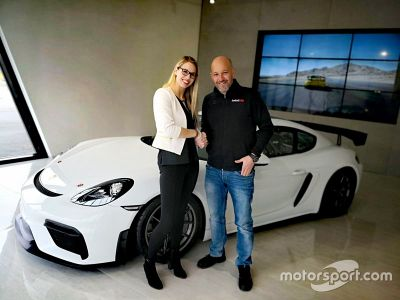 Annonce Marylin Niederhauser-Lechner Racing