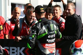 Muir, Tom Sykes, Kawasaki Racing