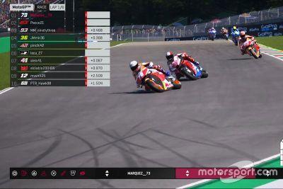 Виртуальная гонка MotoGP в Муджелло