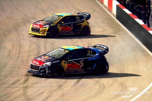 World RX Esports Series : Norvège