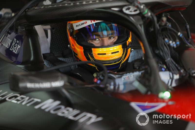 Formel E: Rookie-Test in Marrakesch