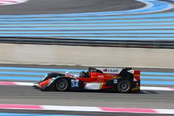 #34 Race Performance Oreca 03R - Judd: Nicolas Leutwiler