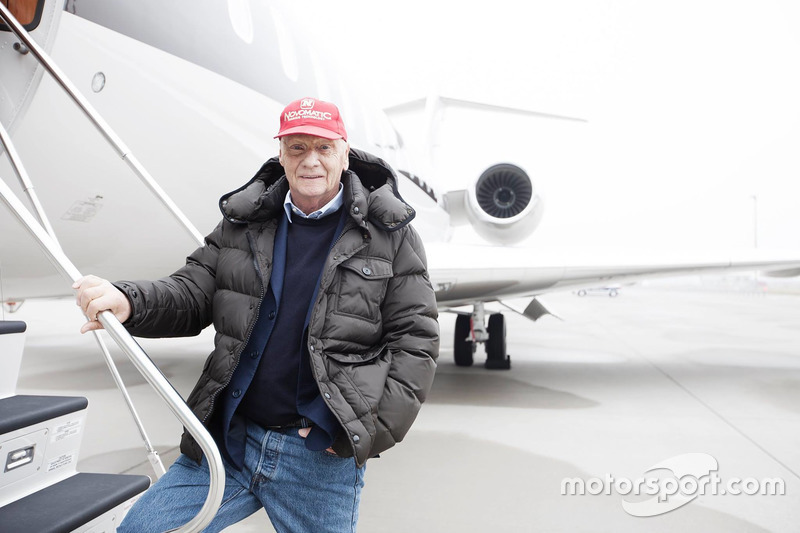 Особистий літак Нікі Лауди