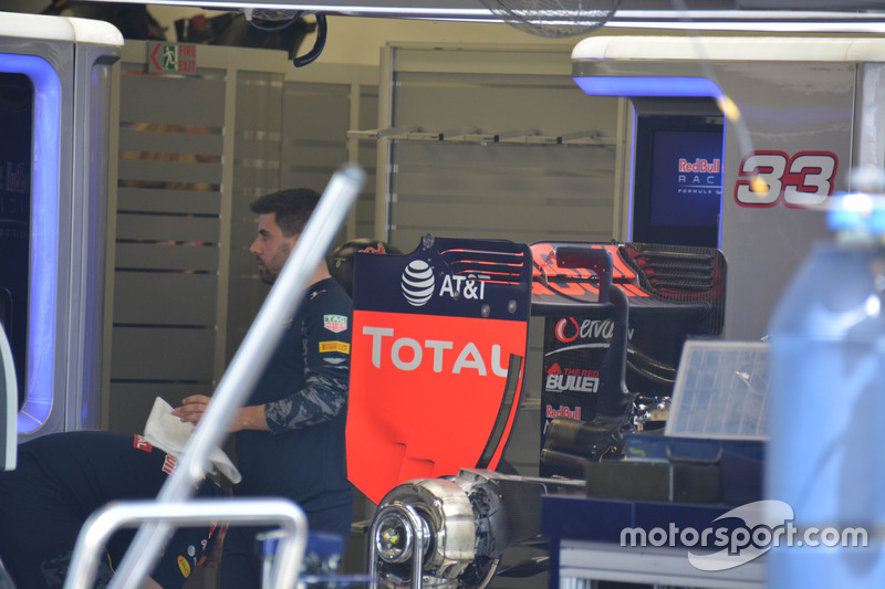 Red Bull Racing RB12 detail