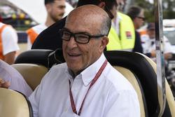 Кармело Еспелета,  генеральний директор Dorna Sports