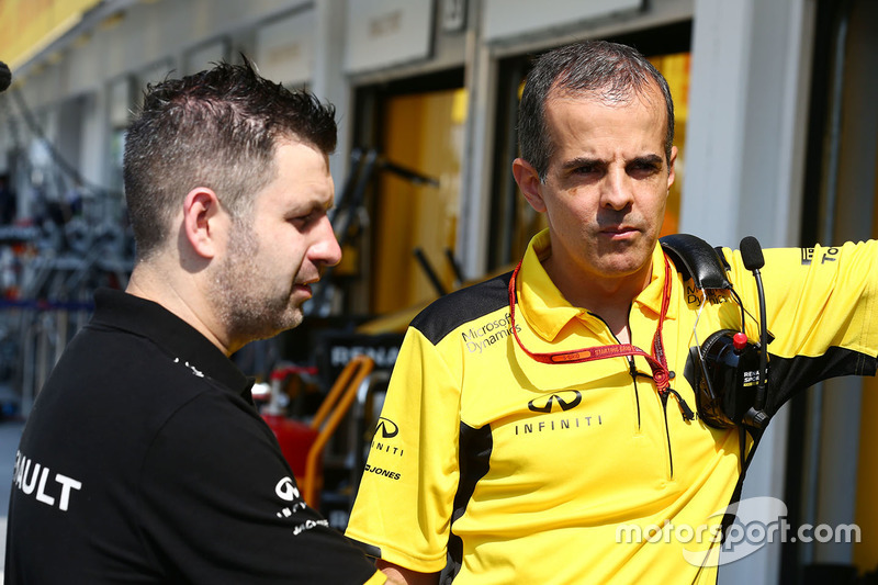 Ricardo Penteado, Renault Sport F1 Team Head of Trackside Operations