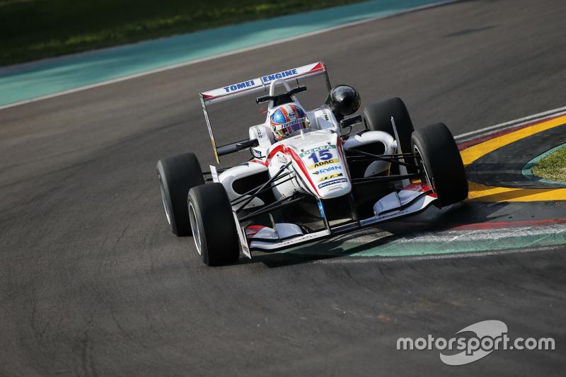 Ukyo Sasahara, ThreeBond with T-Sport Dallara F312