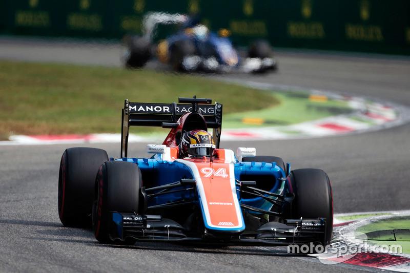 13: Паскаль Верляйн, Manor Racing MRT05