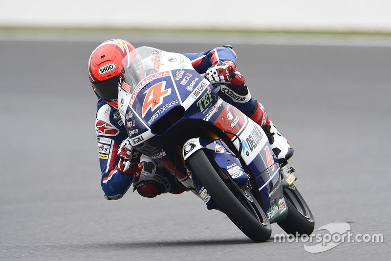 Fabio Di Giannantonio, Gresini Racing Moto3