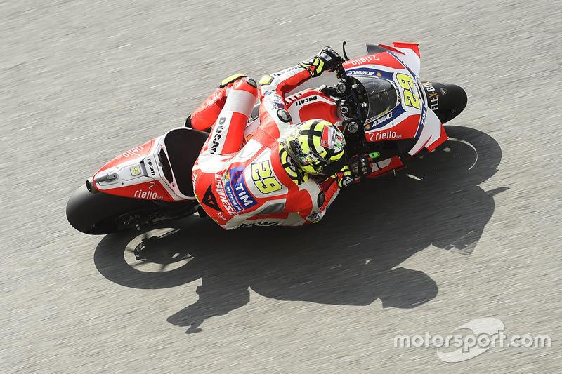 5. Andrea Iannone, Ducati Team