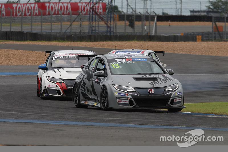 Narasak Ittiritpong , Vattana Motorsport, Honda Civic