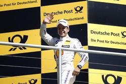Podium: Augusto Farfus, BMW Team MTEK, BMW M4 DTM