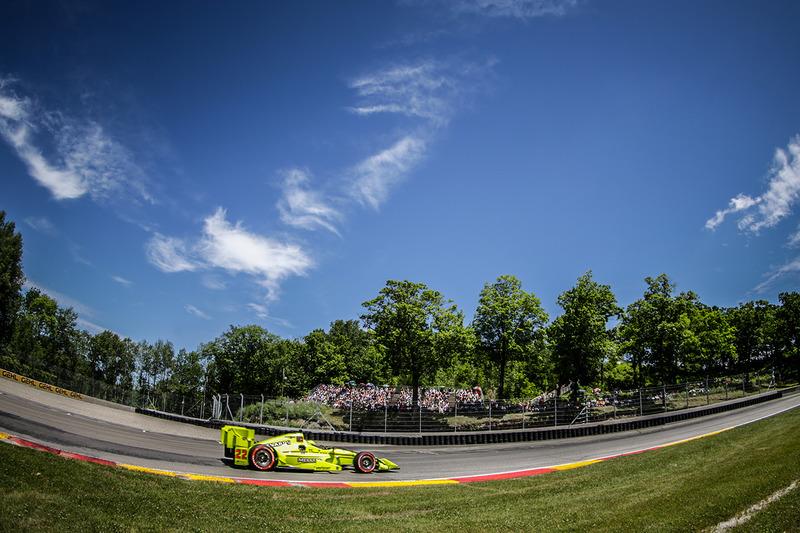5. Simon Pagenaud, Team Penske Chevrolet