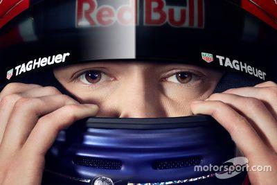 Lanzamiento de Red Bull Racing