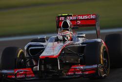 Lewis Hamilton, McLaren MP4-27