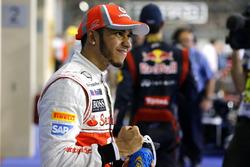 Pole: Lewis Hamilton, McLaren
