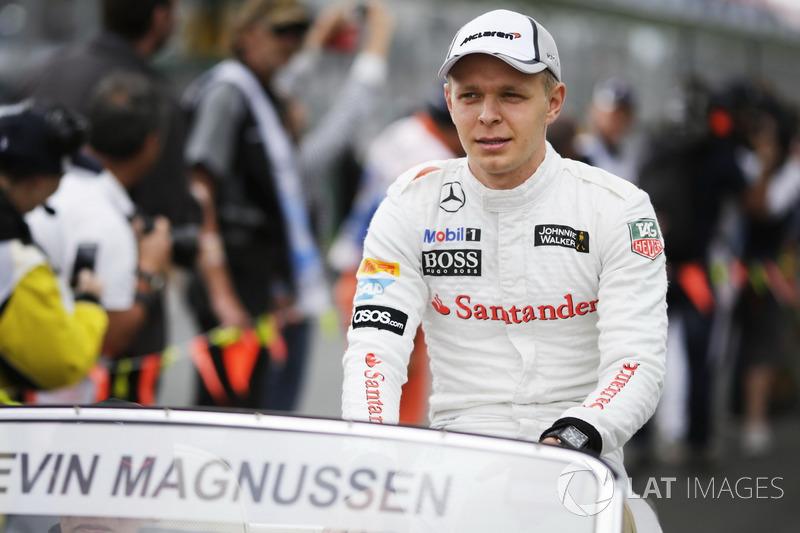 Кевин Магнуссен – McLaren-Mercedes, 2014 год