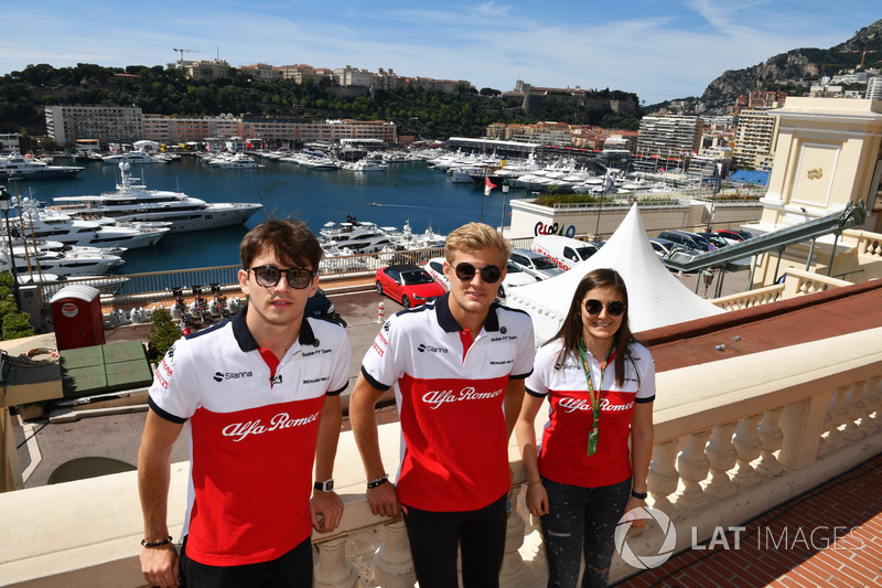 Formule 1 Photos - Mercredi à Monaco