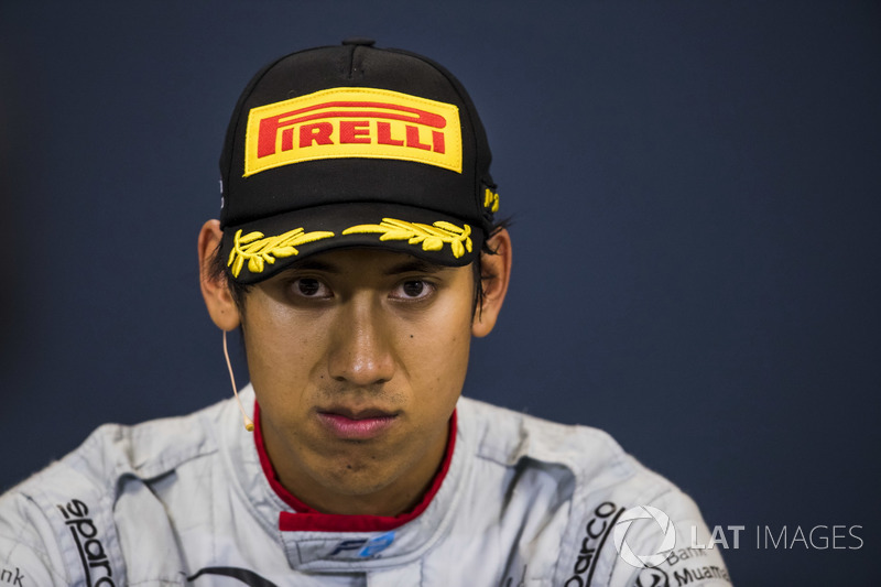 Press Conference: Sean Gelael, PREMA Racing