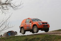 Andrea Alfano, Carmen Marsiglia, Suzuki Grand Vitara 1.9 DDiS T2