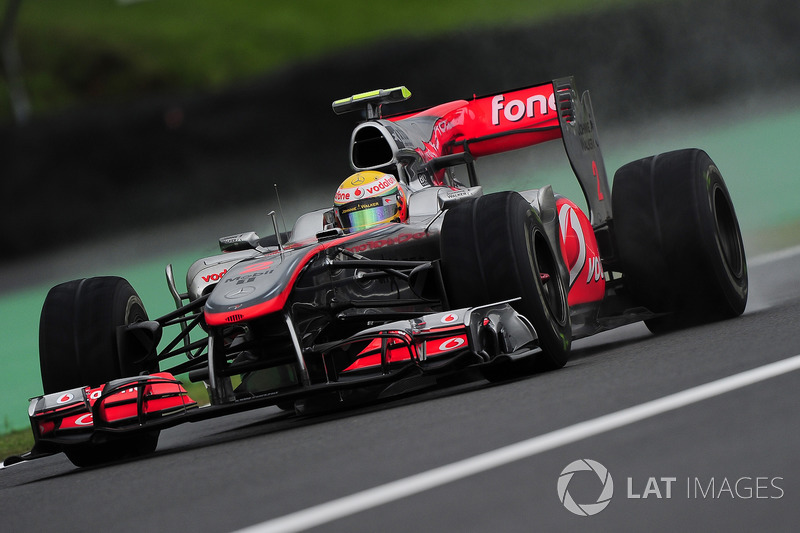 2010: McLaren MP4-25