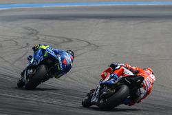 Iannone e Andrea Dovizioso, Ducati Team